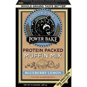 NEW Kodiak Cakes Muffin Mixes