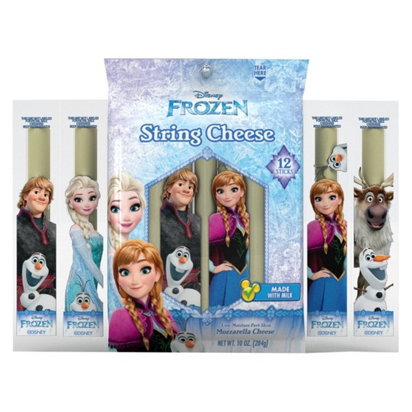 Marvel & Frozen String Cheese product image