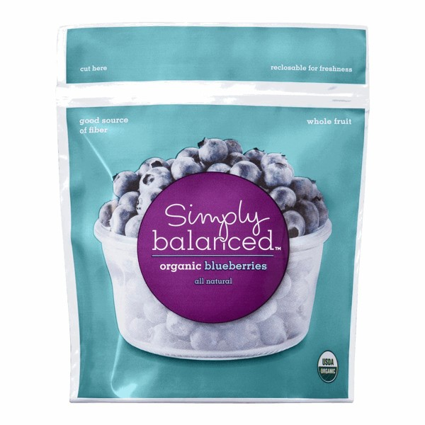 Simply Balanced Frozen Fruit product image