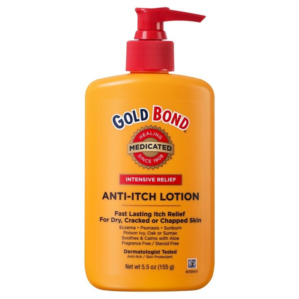 Gold Bond Anti-Itch Lotion product image