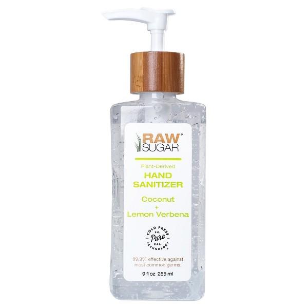 RAW SUGAR Natural Hand Sanitizer product image
