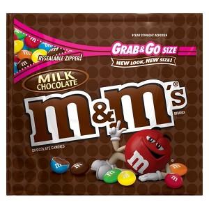 M&Ms, Snickers, Twix Grab n Go Bag