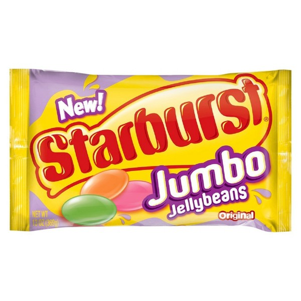 Jumbo Starburst Jellybeans product image