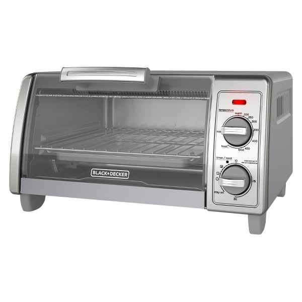 Two Knob Toaster Oven product image