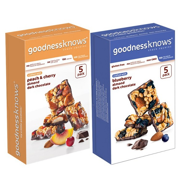 Goodnessknows Snack Square product image