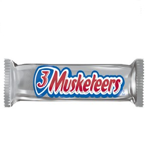 3 Musketeers Singles Candy Bar