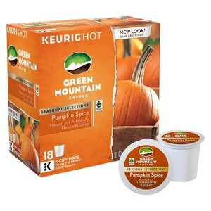 Green Mountain Pumpkin Spice K-Cup