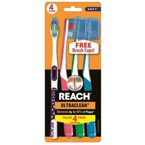 Reach Ultra Clean Toothbrush Set