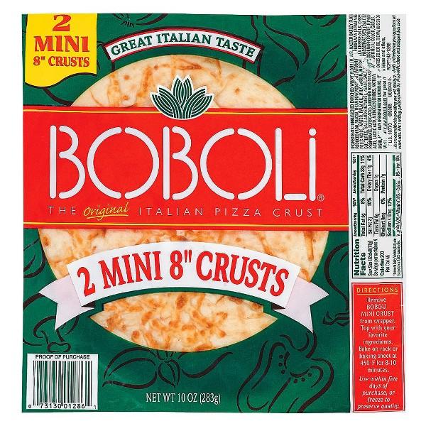 Boboli Pizza Crust product image