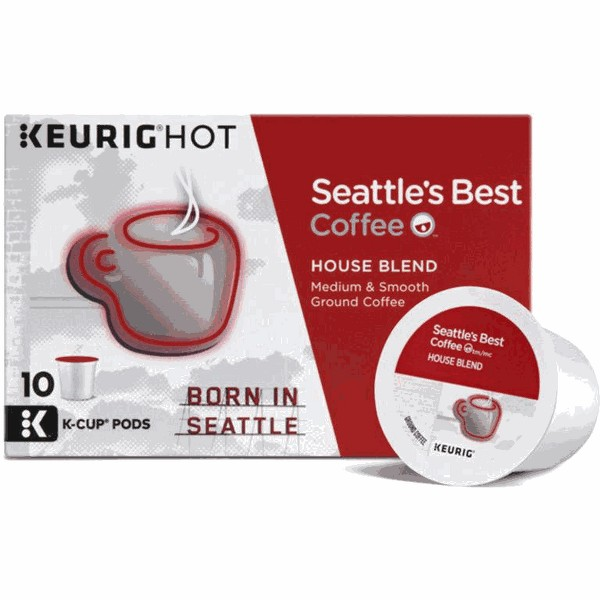 Seattle's Best Coffee K-Cup Pods product image