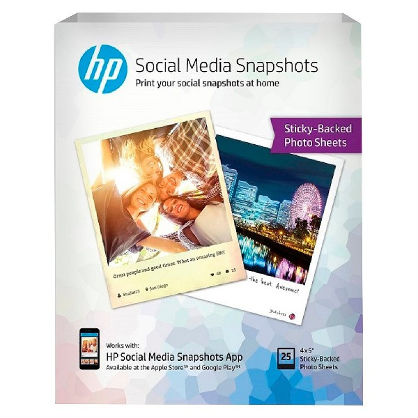 HP Media product image