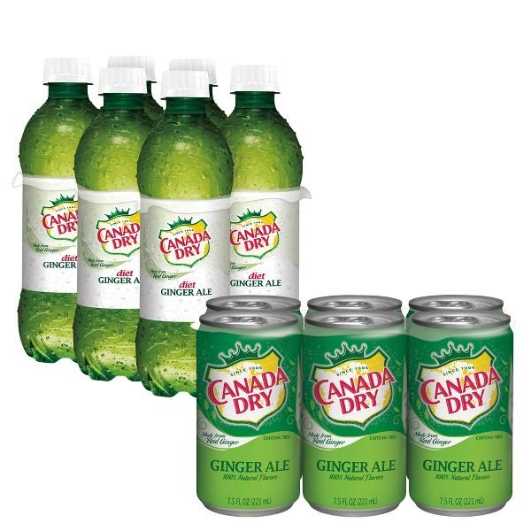 Canada Dry Soda product image