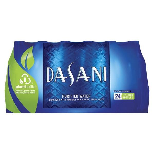 Dasani Water product image
