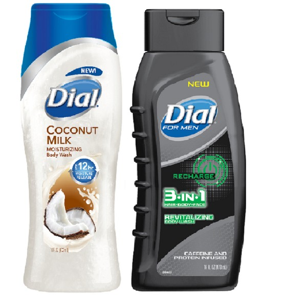 Dial & Dial for Men Body Wash product image