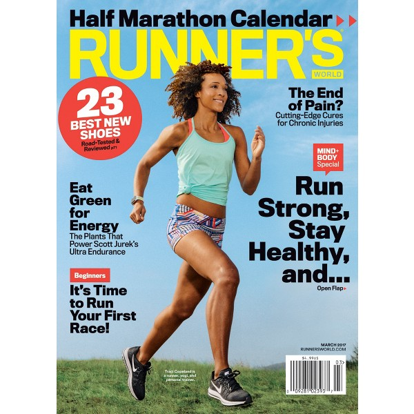 Rodale Runner's World product image