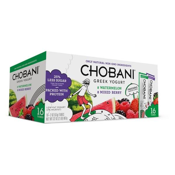 Chobani Kids Tubes product image