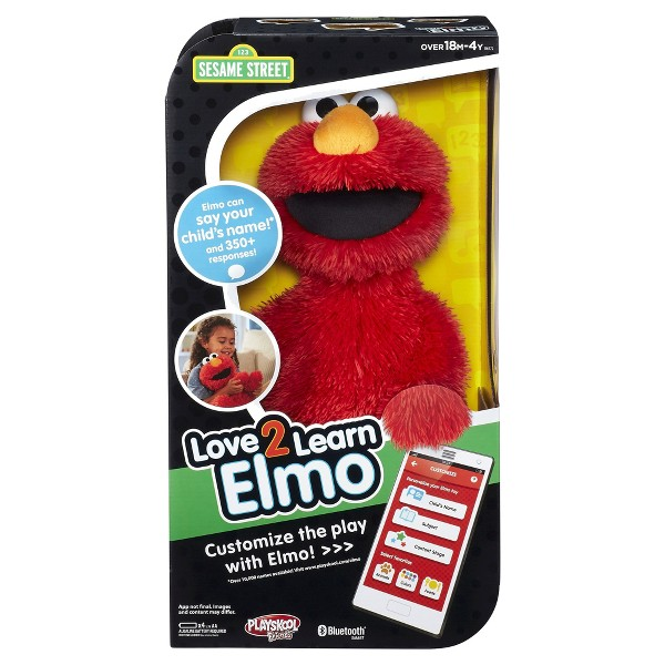 Love 2 Learn Elmo product image