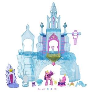 Equestria Crystal Empire Castle
