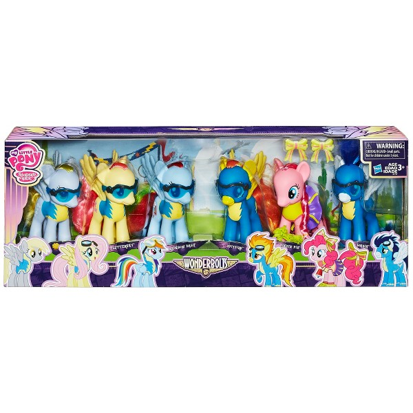 Wonderbolt 6 Inch Collection Pack product image