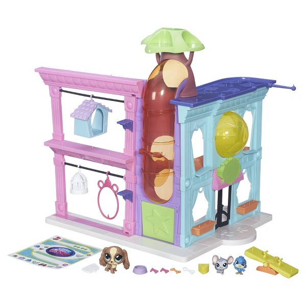 Pets in the City Playset product image