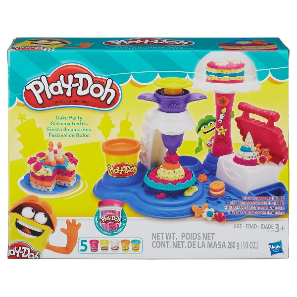 Play-Doh Cake Party product image
