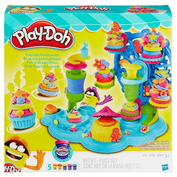 Play-Doh Cupcake Celebration product image