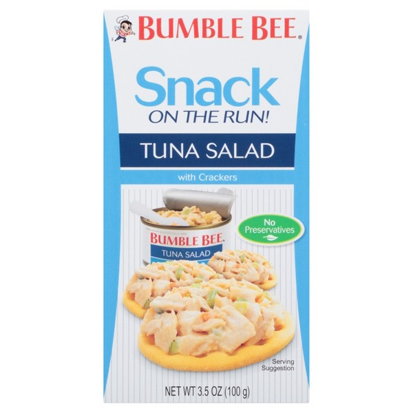 Bumble Bee Snack on the Run product image