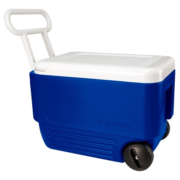 Igloo Wheelie Cool 38 Quart Cooler product image