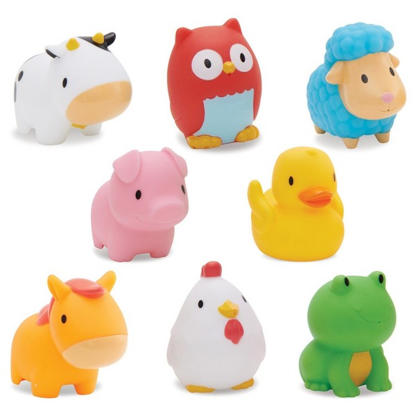 Munchkin Squirtin Buddies Bath Toy product image