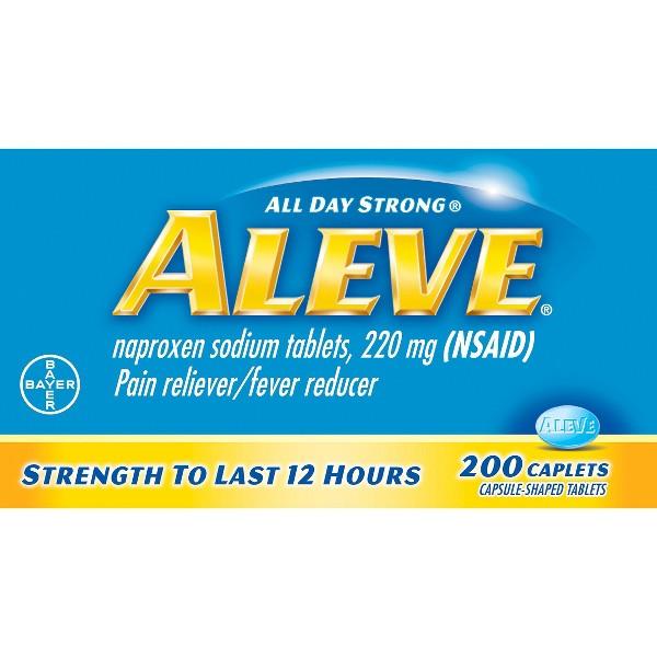 Aleve & Aleve PM product image