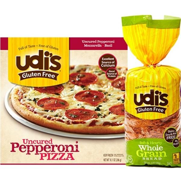 Udi's Gluten Free Frozen Foods product image