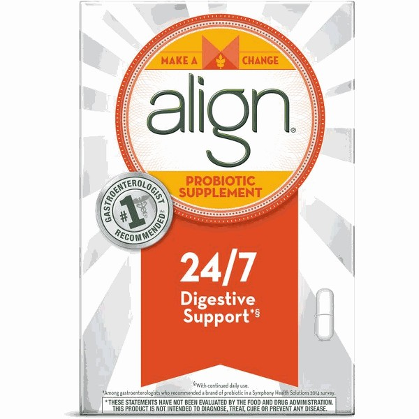 Align product image