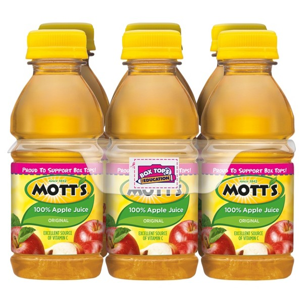Mott's Single Serve Juice product image