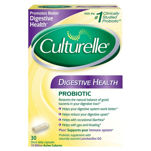 Culturelle Adult Probiotics product image