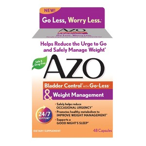 AZO Bladder Control+Weight