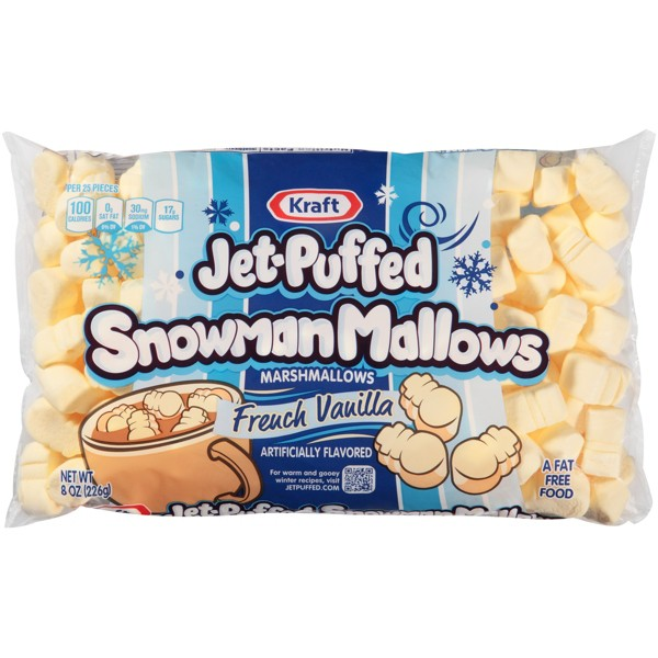 Kraft Snowman or Pumpkin Mallows product image