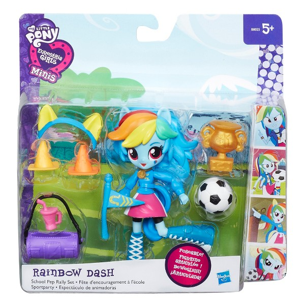 Equestria Girls Accessory Packs product image