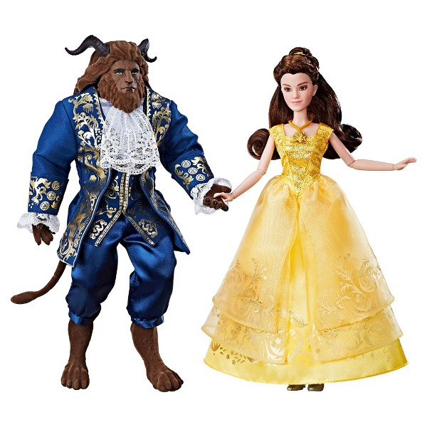 Beauty & The Beast Dolls product image