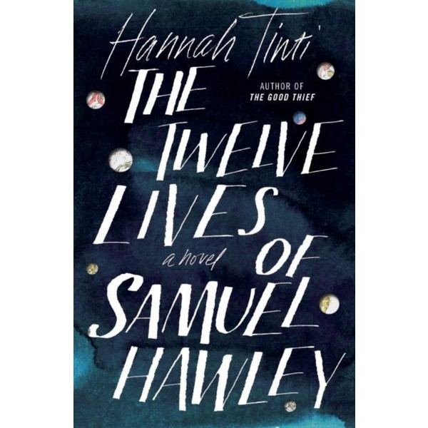 The Twelve Lives of Samuel Hawley product image