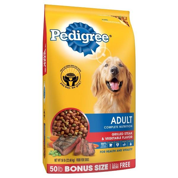 Pedigree Dry Dog Food product image