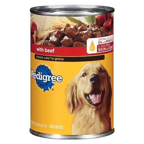 Pedigree Wet Dog Food product image