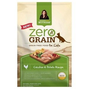 Rachael Ray Zero Grain Cat Food