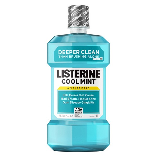 Listerine Oral Care product image