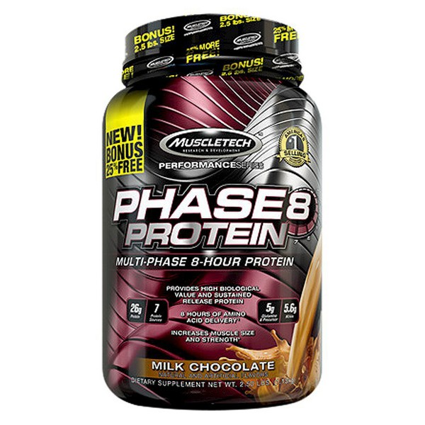 MuscleTech Phase8 product image