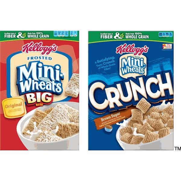 Kellogg's Frosted Mini-Wheats product image