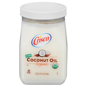 Crisco Olive and Coconut Oils