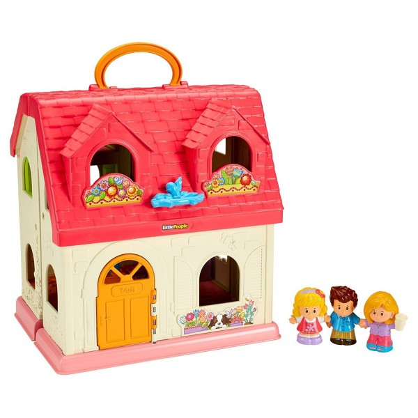 Little People Learning Home product image