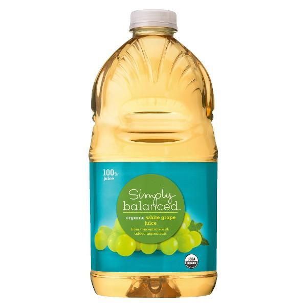 Simply Balanced White Grape Juice product image