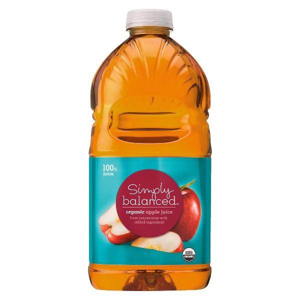 Simply Balanced Apple Juice product image