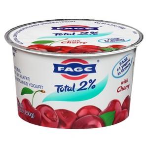 FAGE Total Greek Yogurt Single Cup